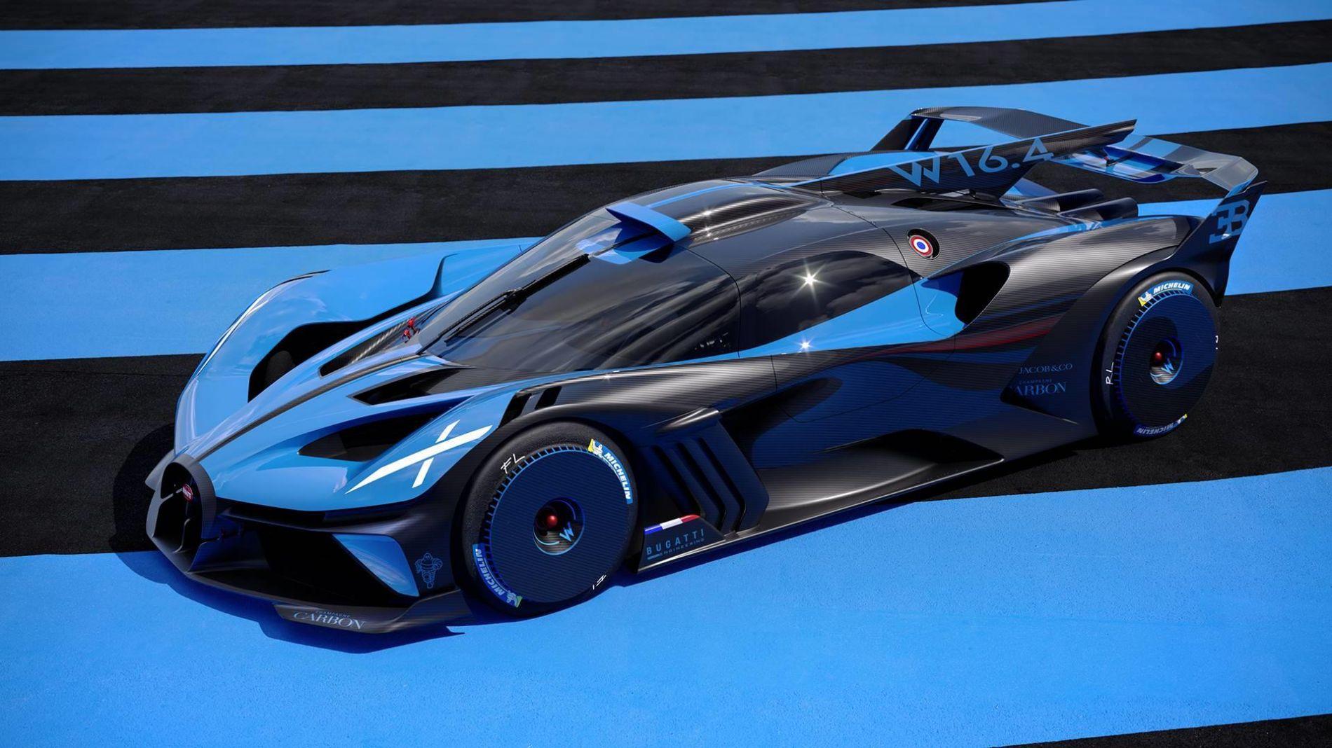 Bugatti-ის მორიგი სრულყოფილება