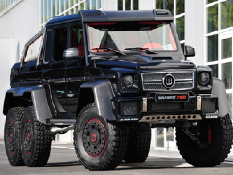 Mercedes-Benz G 63 6x6