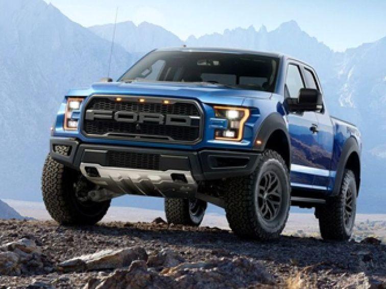 Ford raptor -F150