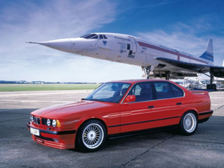BMW Alpina B10 Biturbo E34