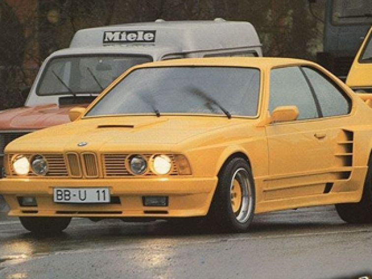 BMW M635 CSI  GEMBALLA-ს  სევდიანი  ისტორია