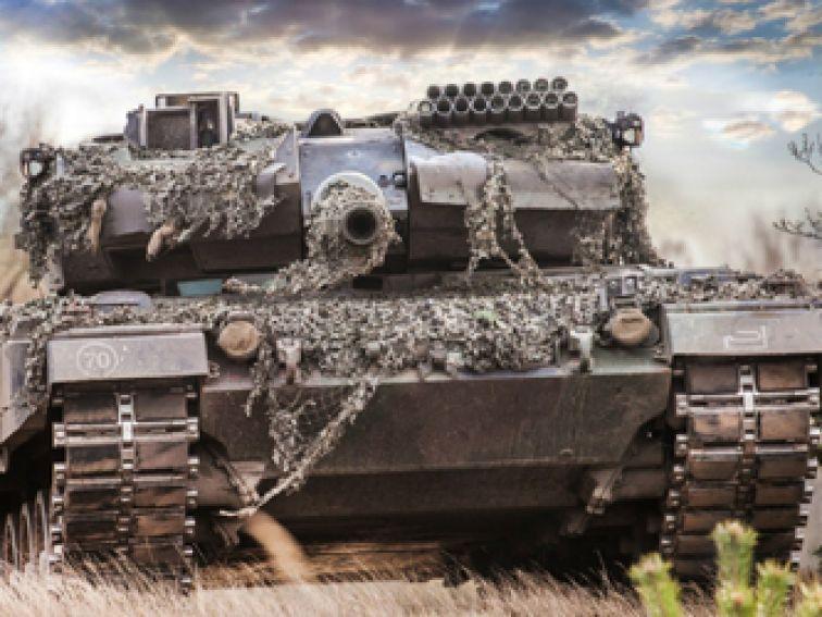 დღესდღეობით ყველაზე ძლიერი და მოთხოვნადი ტანკი Leopard 2