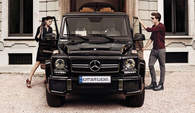 Mercedes G-Class - ავტომობილი, რომელმაც ისტორიას გაუძლო