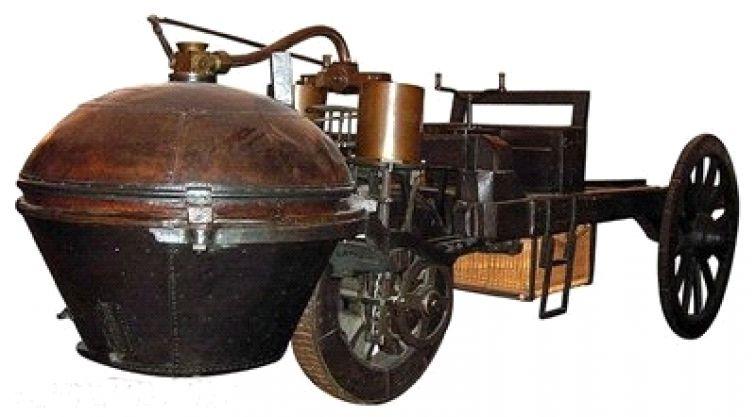 პირველი ავტომობილი მსოფლიოში