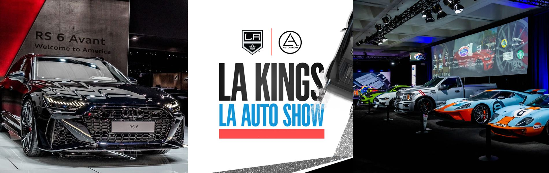 2019 The Los Angeles Auto Show