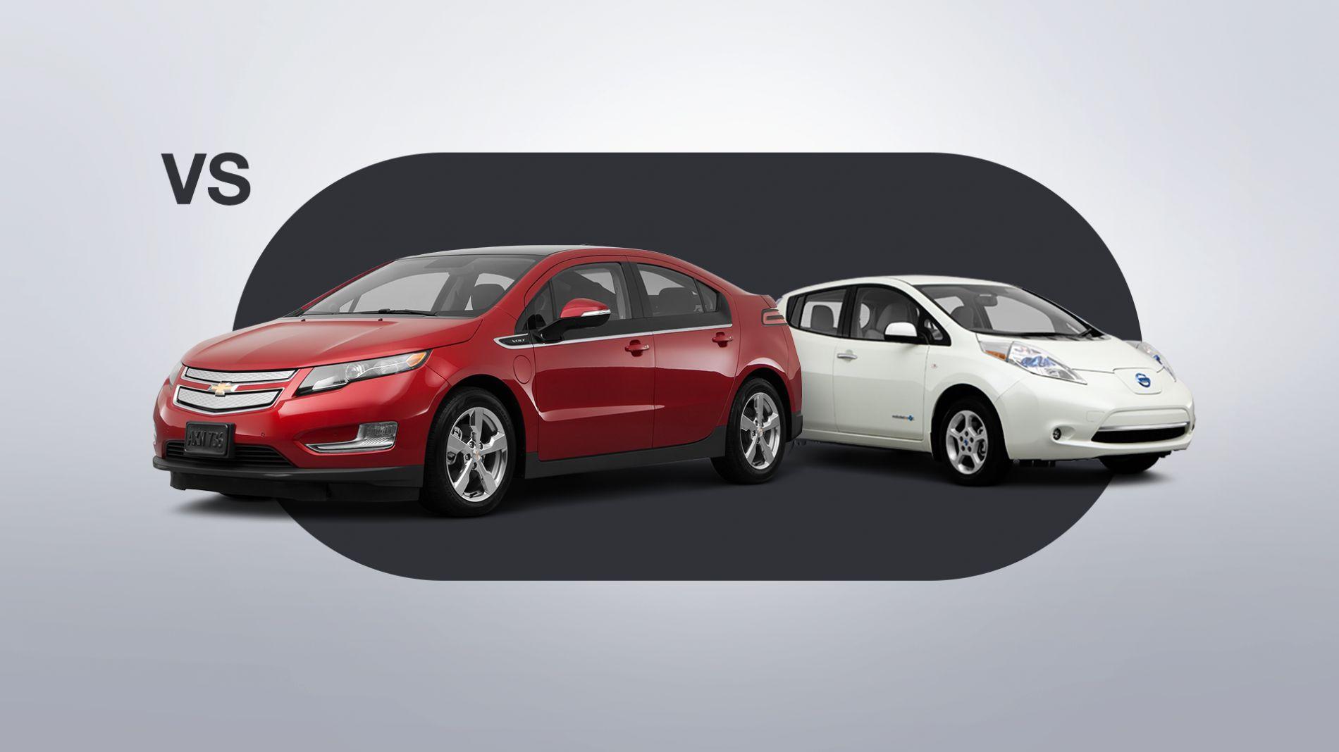რომელი ჯობია ელექტრო მანქანა თუ Plug-in ჰიბრიდი / Leaf vs Volt ?