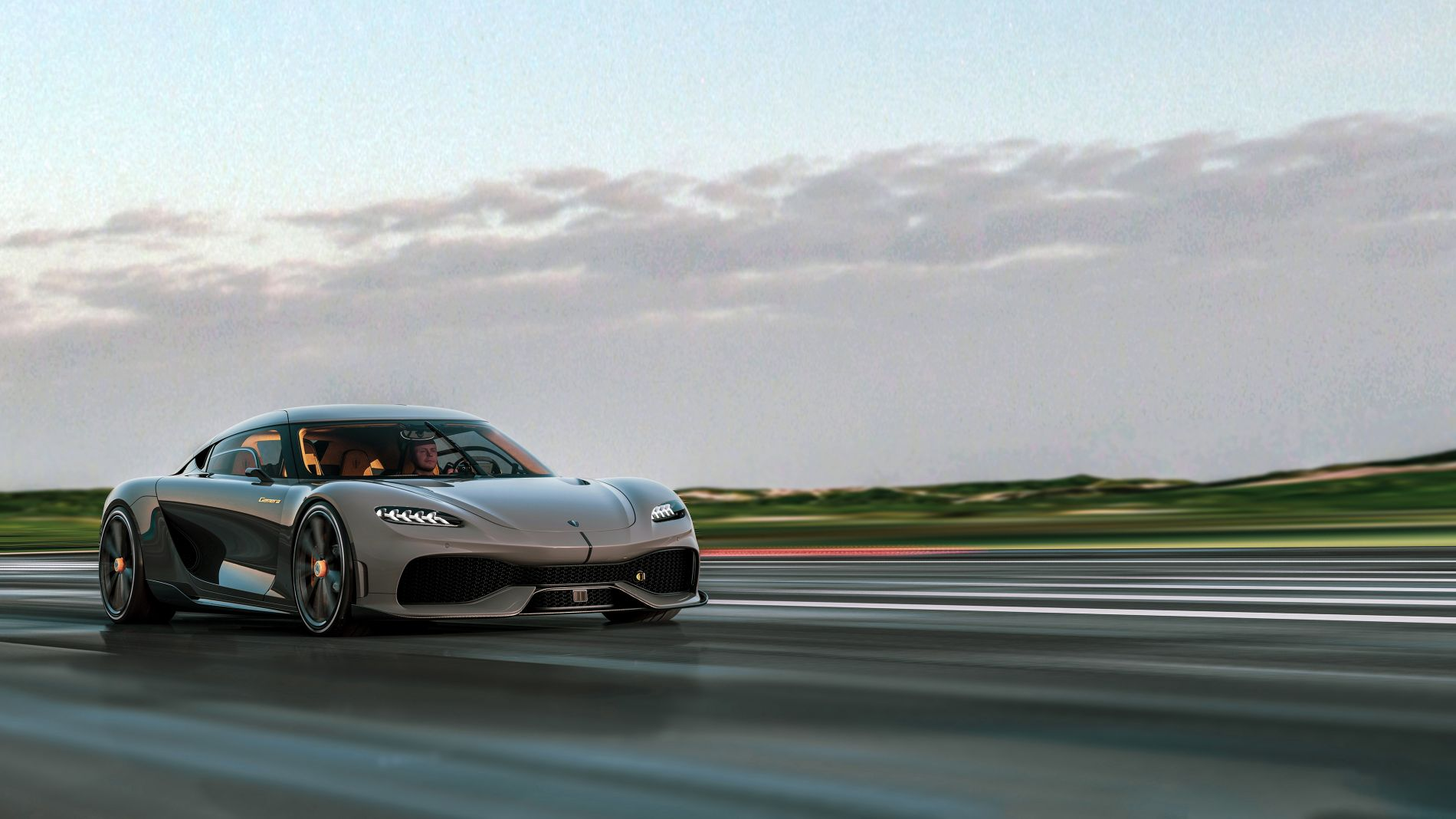 Koenigsegg Gemera - მდიდრების საოჯახო მანქანა