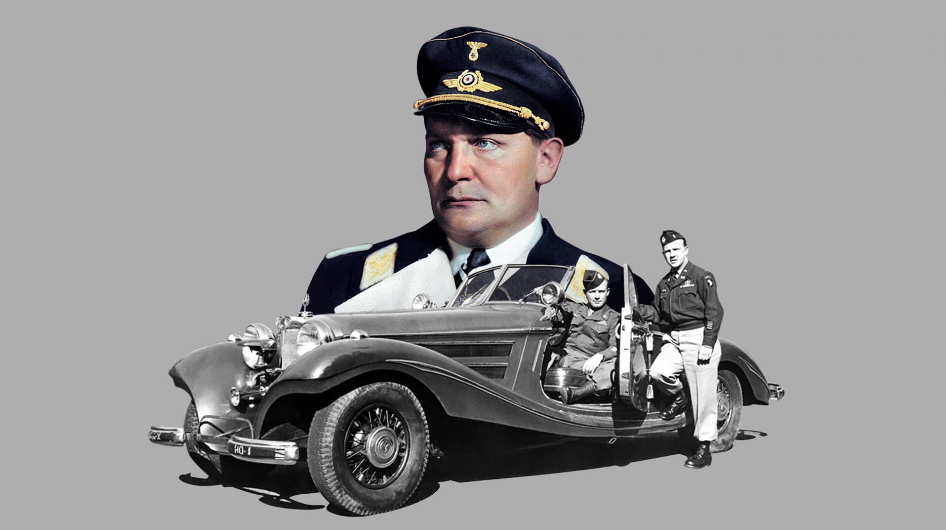 1937 Mercedes-Benz 540K - ერთი მანქანის ისტორია