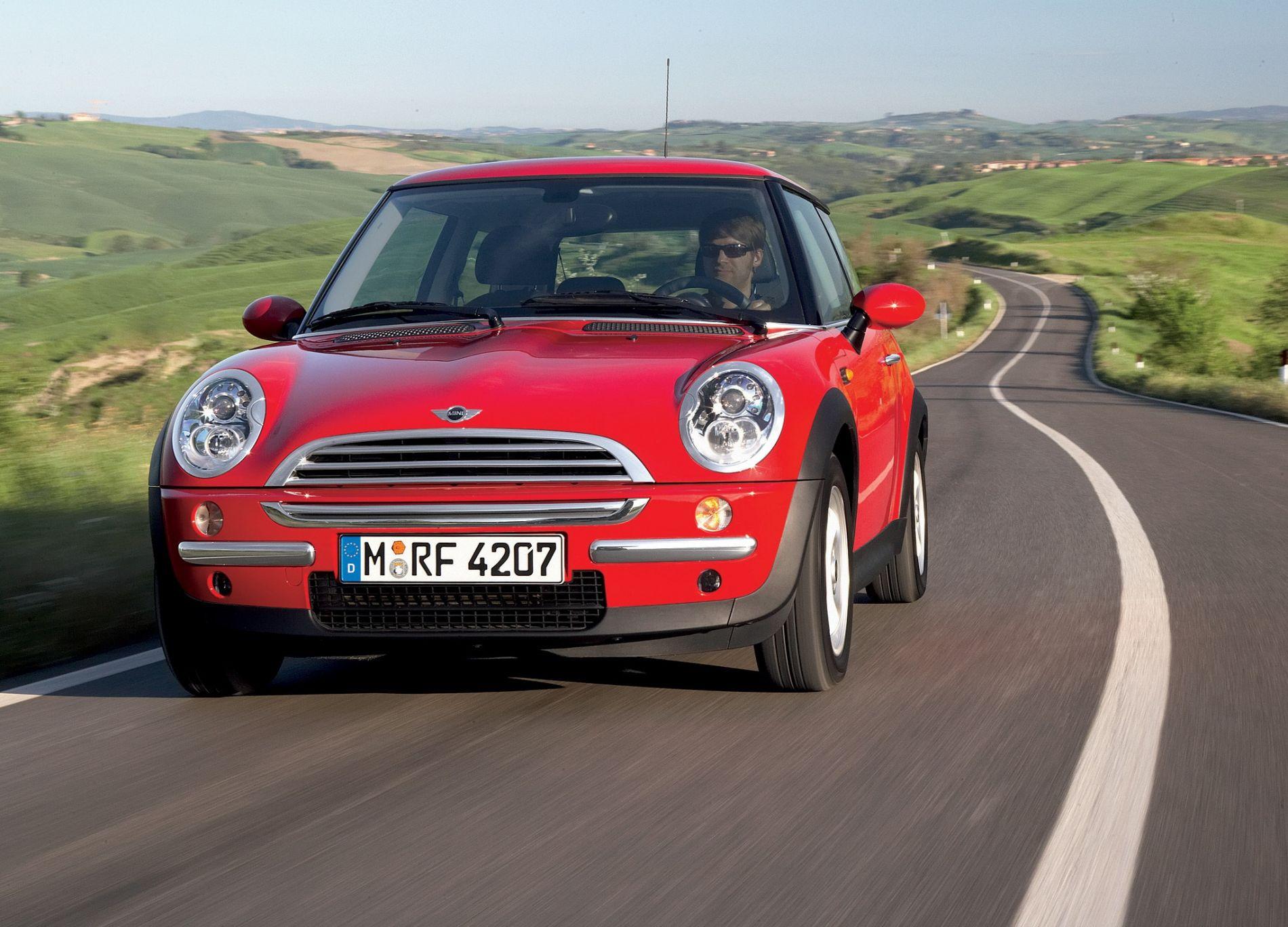 გაინტერესებს, როგორი მანქანაა 2002–2006 წლის Mini Cooper ?