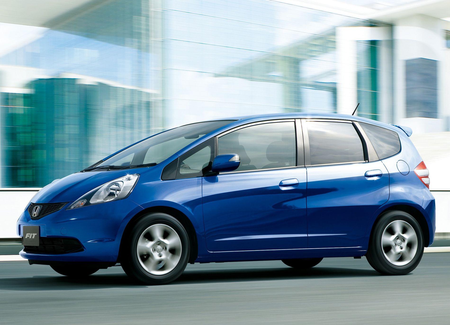 გაინტერესებს როგორი მანქანაა Honda Fit / jazz  (2007-2014) ?