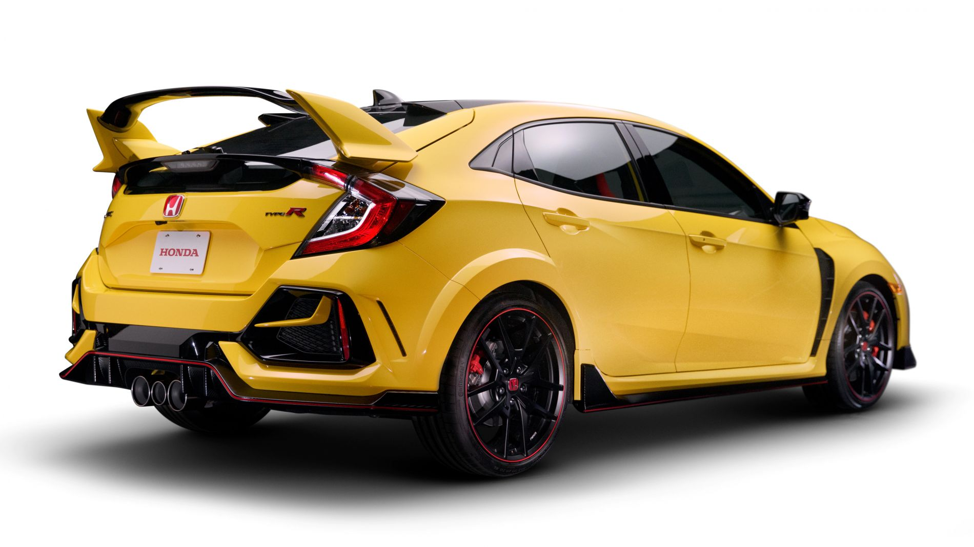 2021 Honda Civic Type R -  Limited Edition