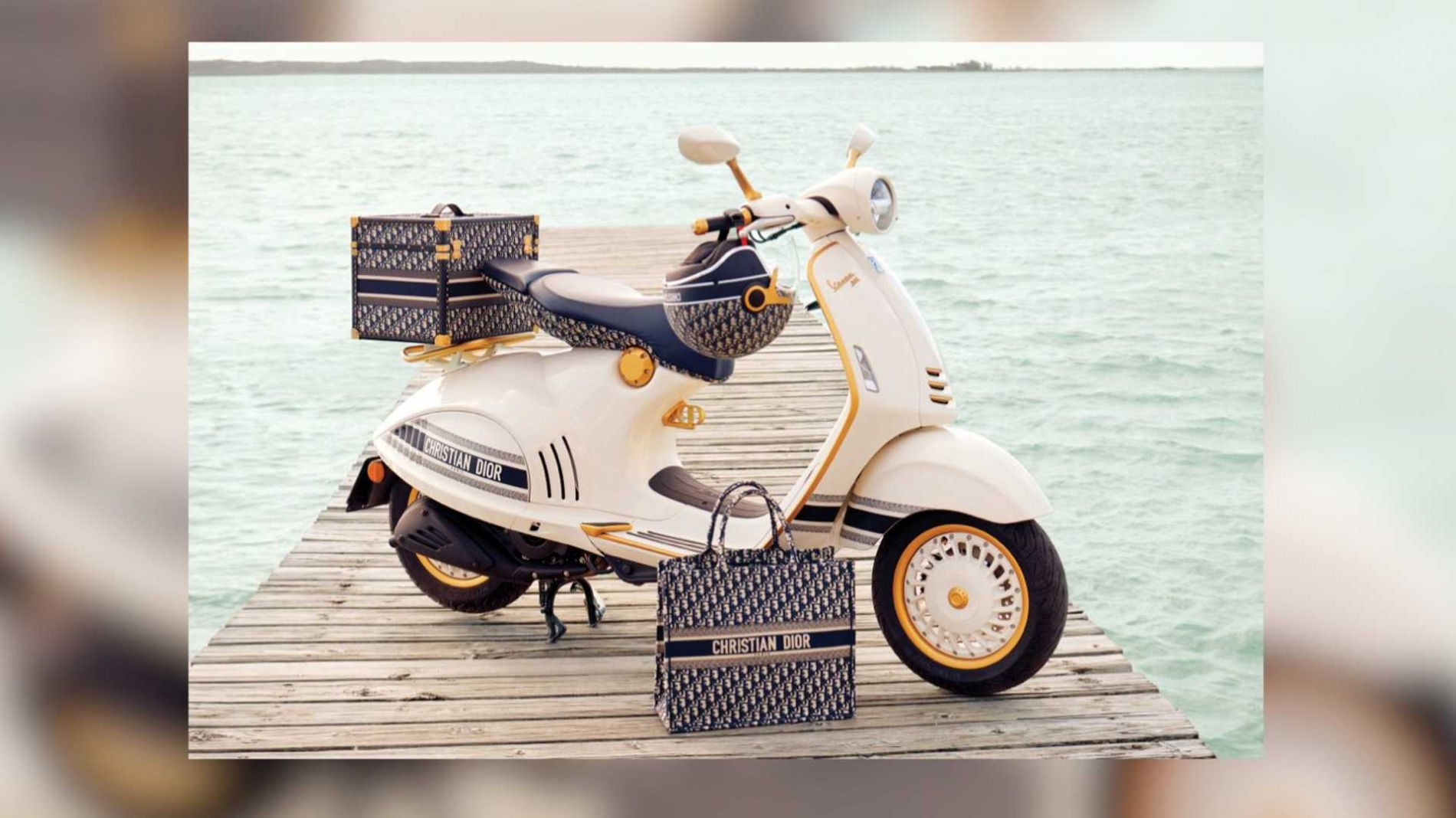2021 Vespa 946 by Christian Dior