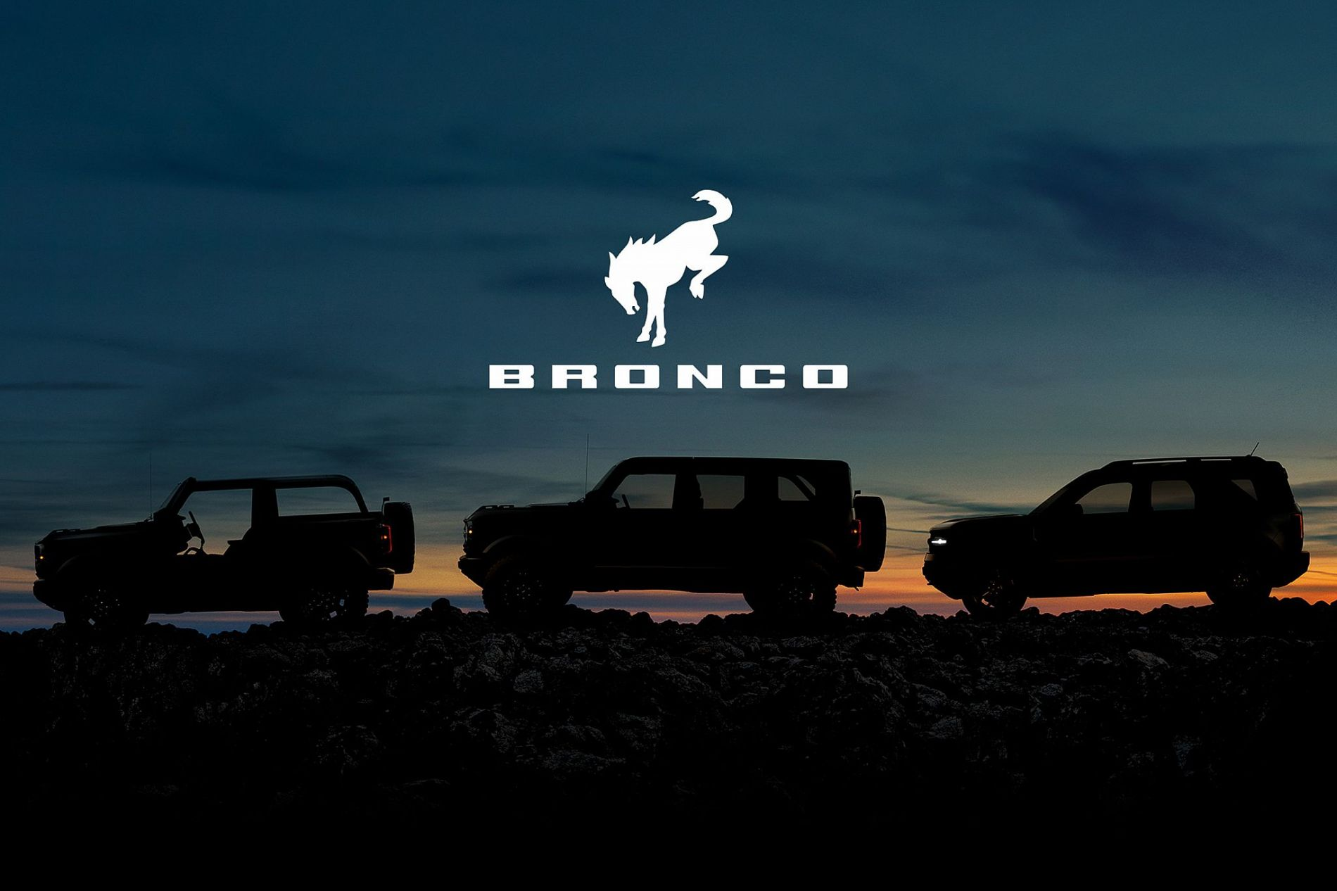 Ford Bronco - ველური ცხენი გვიბრუნდება