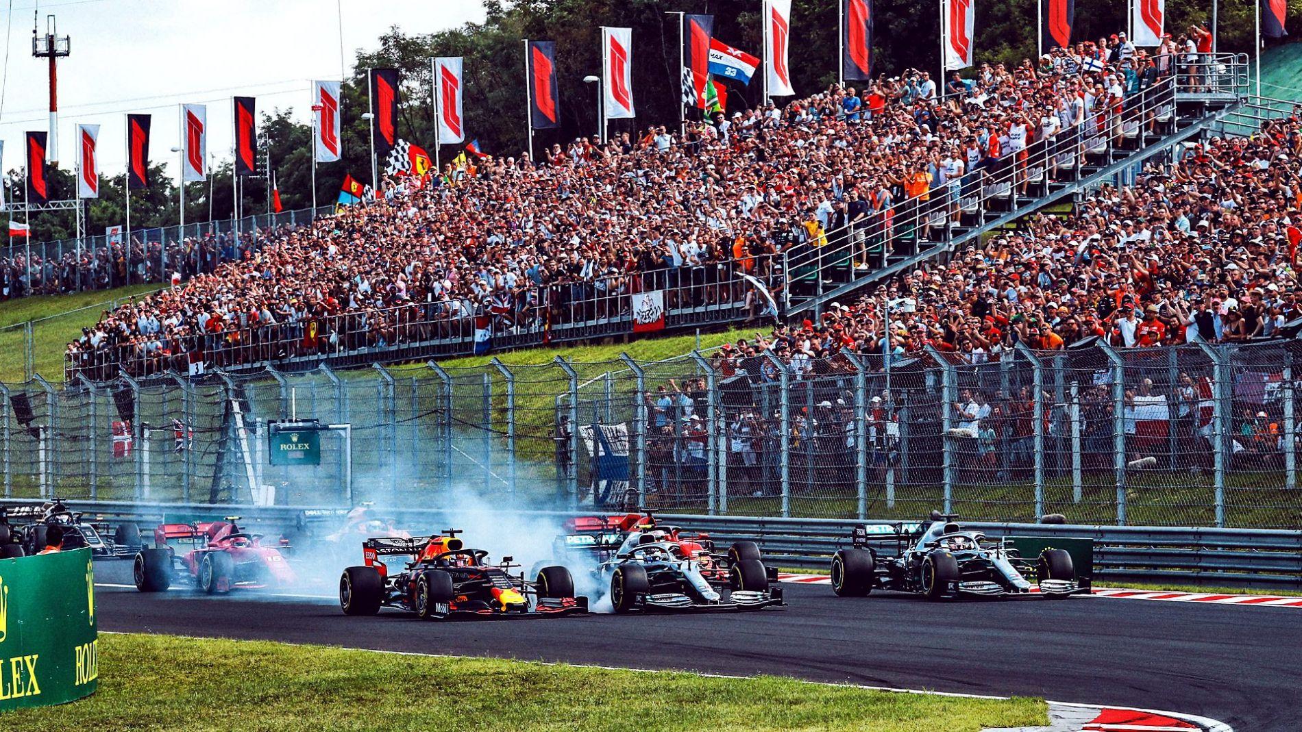 2020 Hungarian Grand Prix - 17-19 ივლისი