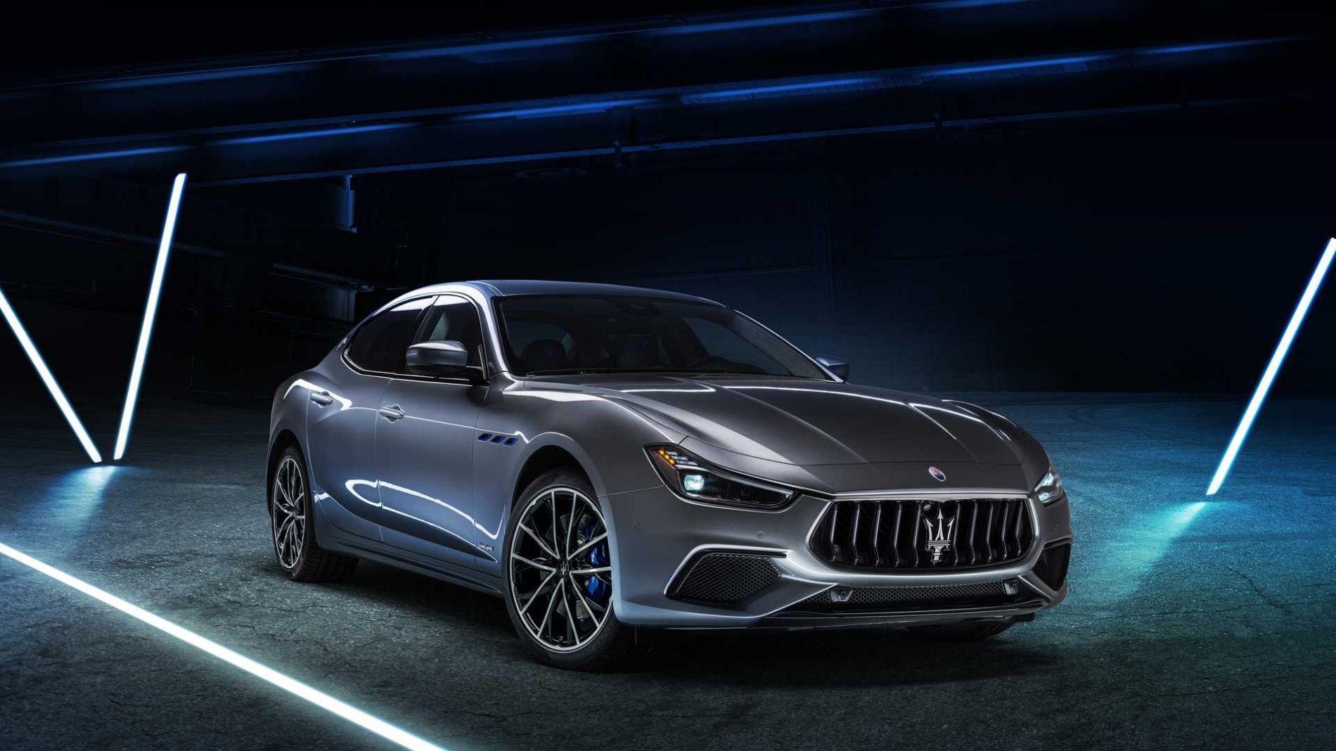 Maserati-იმ Hybrid-ის წარმოებას მიჰყო ხელი.