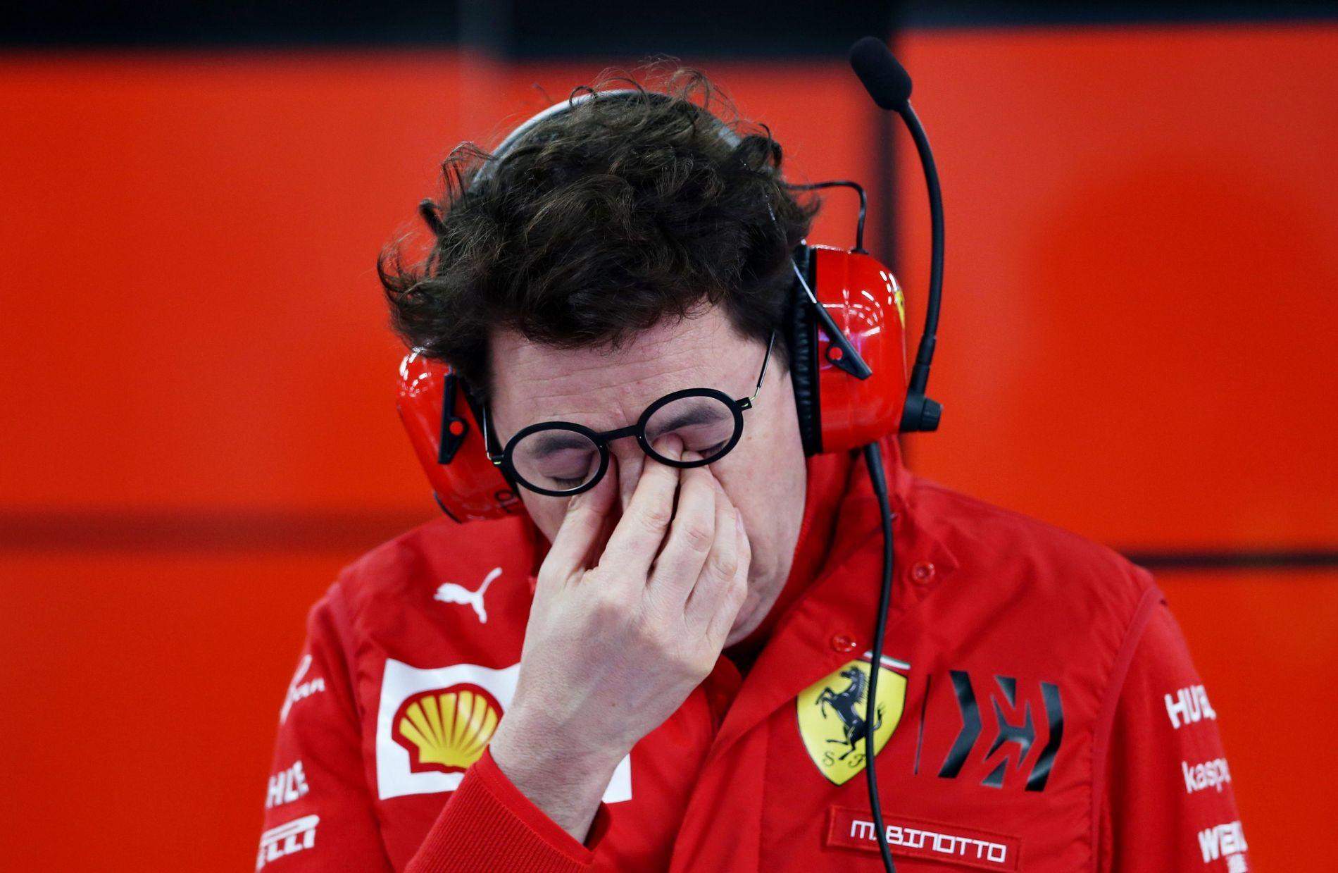 Scuderia Ferrari - ცვლილებების დროა
