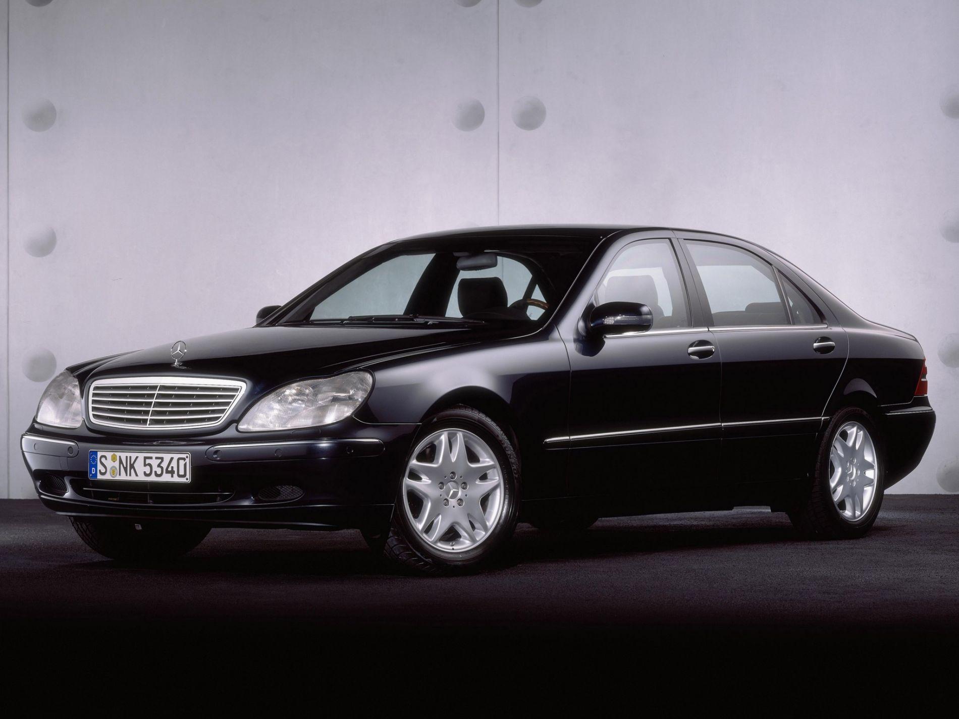 Mercedes-Benz S-Class (W220) - რატომ ღირს იაფი ?