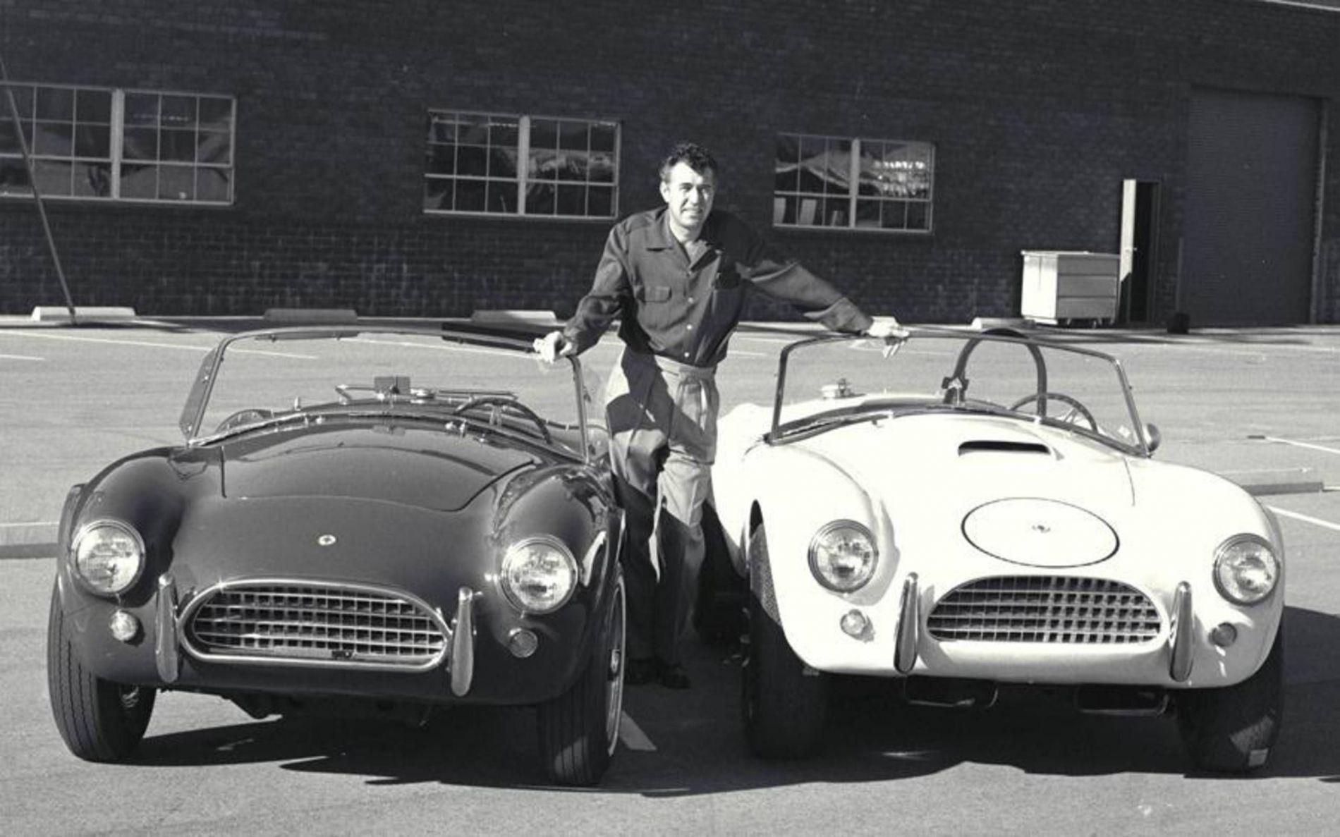 AC Shelby Cobra - ამერიკული ოცნება