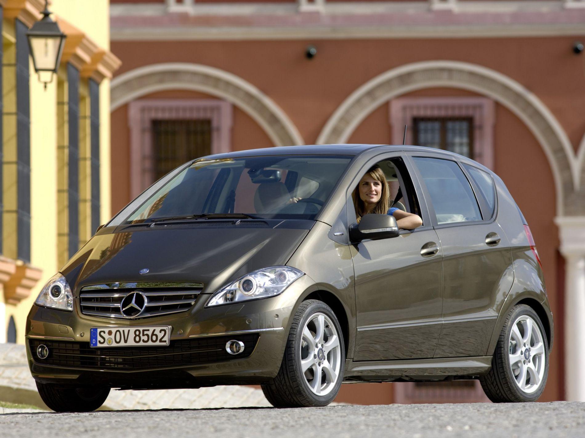2004-12 წლის Mercedes-Benz А-კლასის 6 გავრცელებული პრობლემა