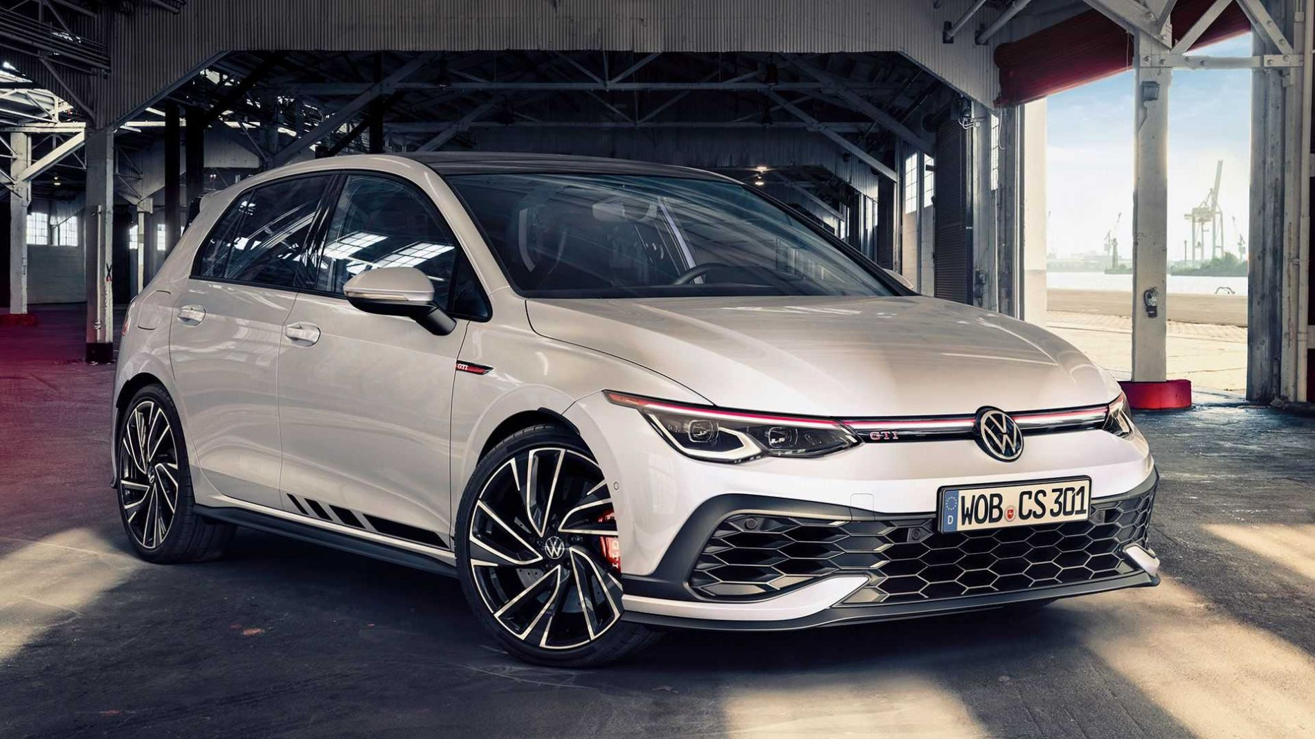 "Volkswagen-ის ყველაზე სწრაფი ""ჰოთ-ჰეჩი"""