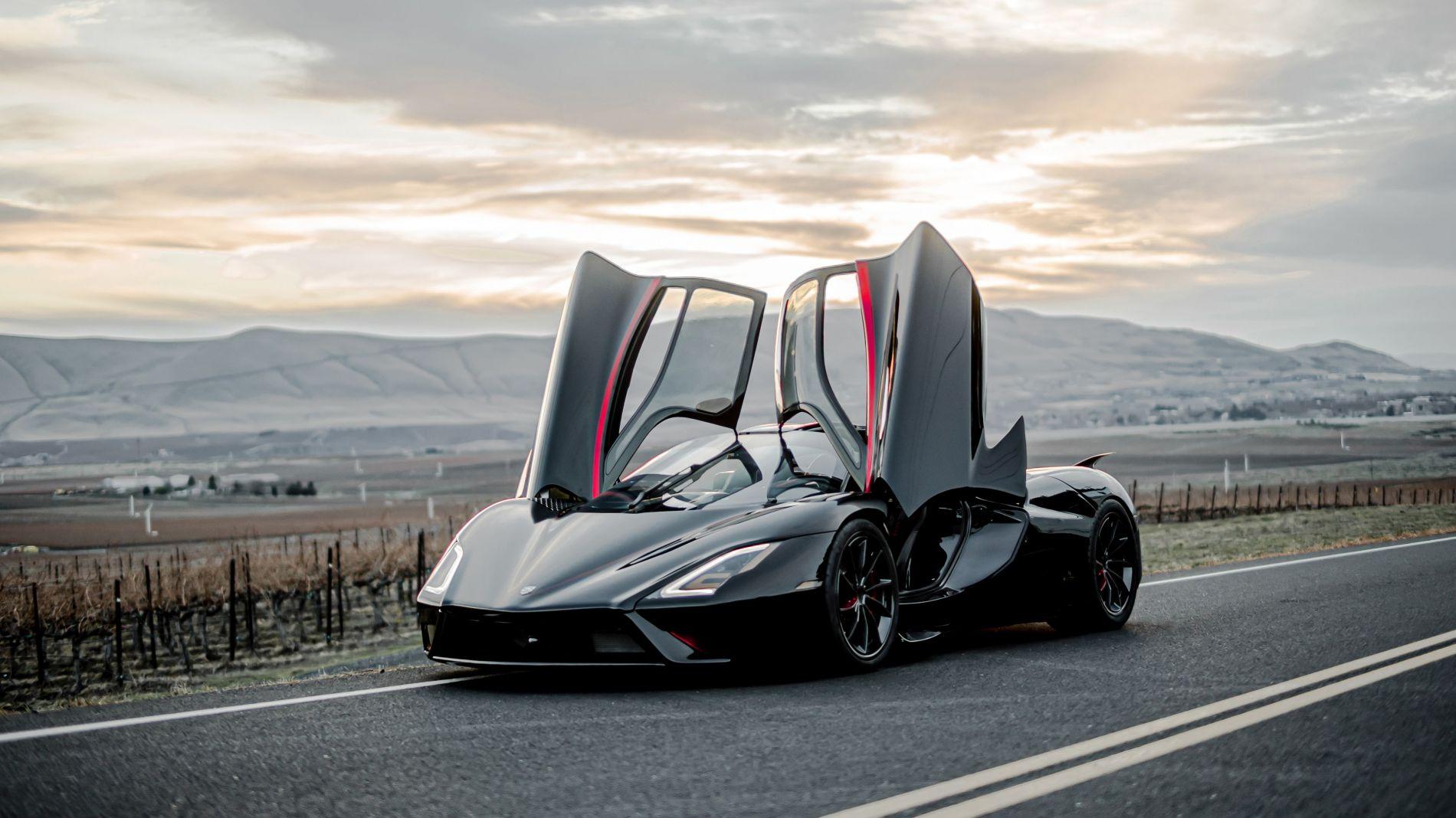 სერიულმა ჰიპერ ავტომობილმა, 532 კმ/სთ განავითარა