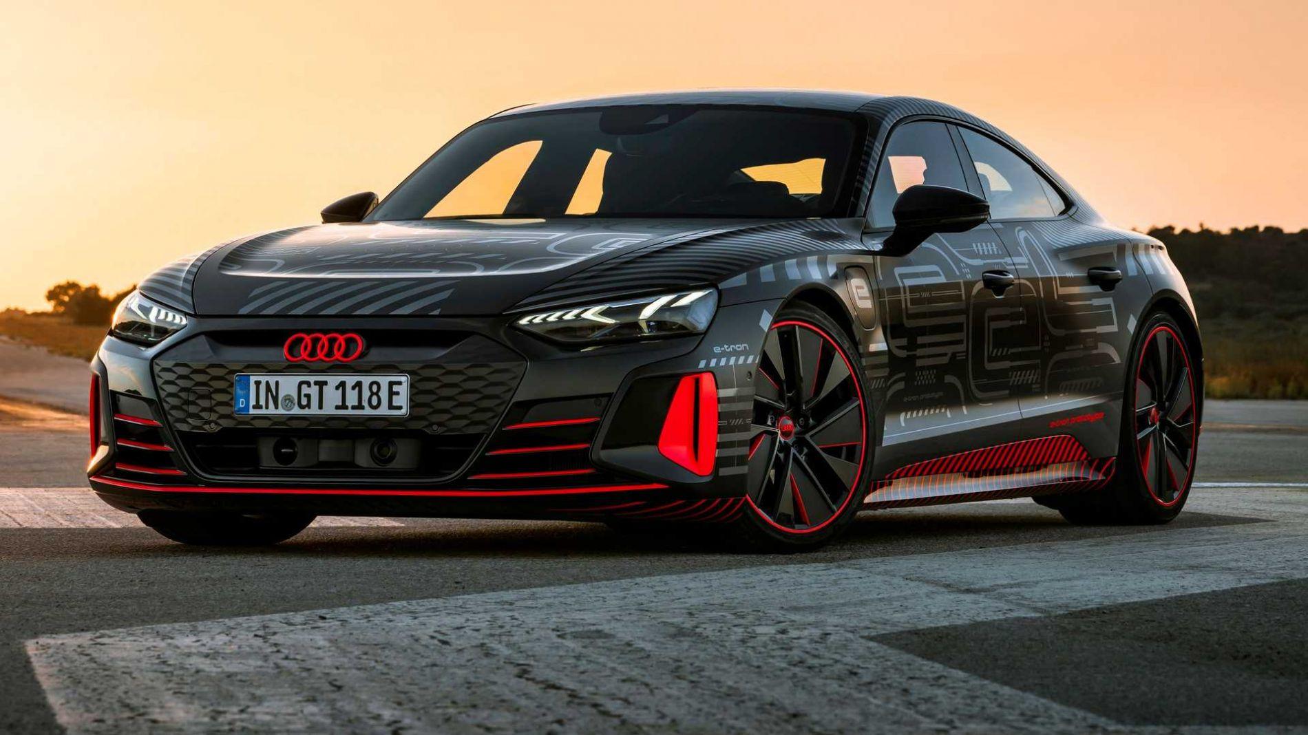 Audi-იმ ყველაზე მძლავრი ელექტრომობილი დაგვიანონსა