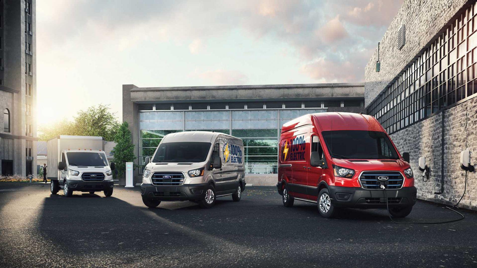 2022 წლიდან ელექტრო Ford E-Transit-ის შეძენა შეგვეძლება