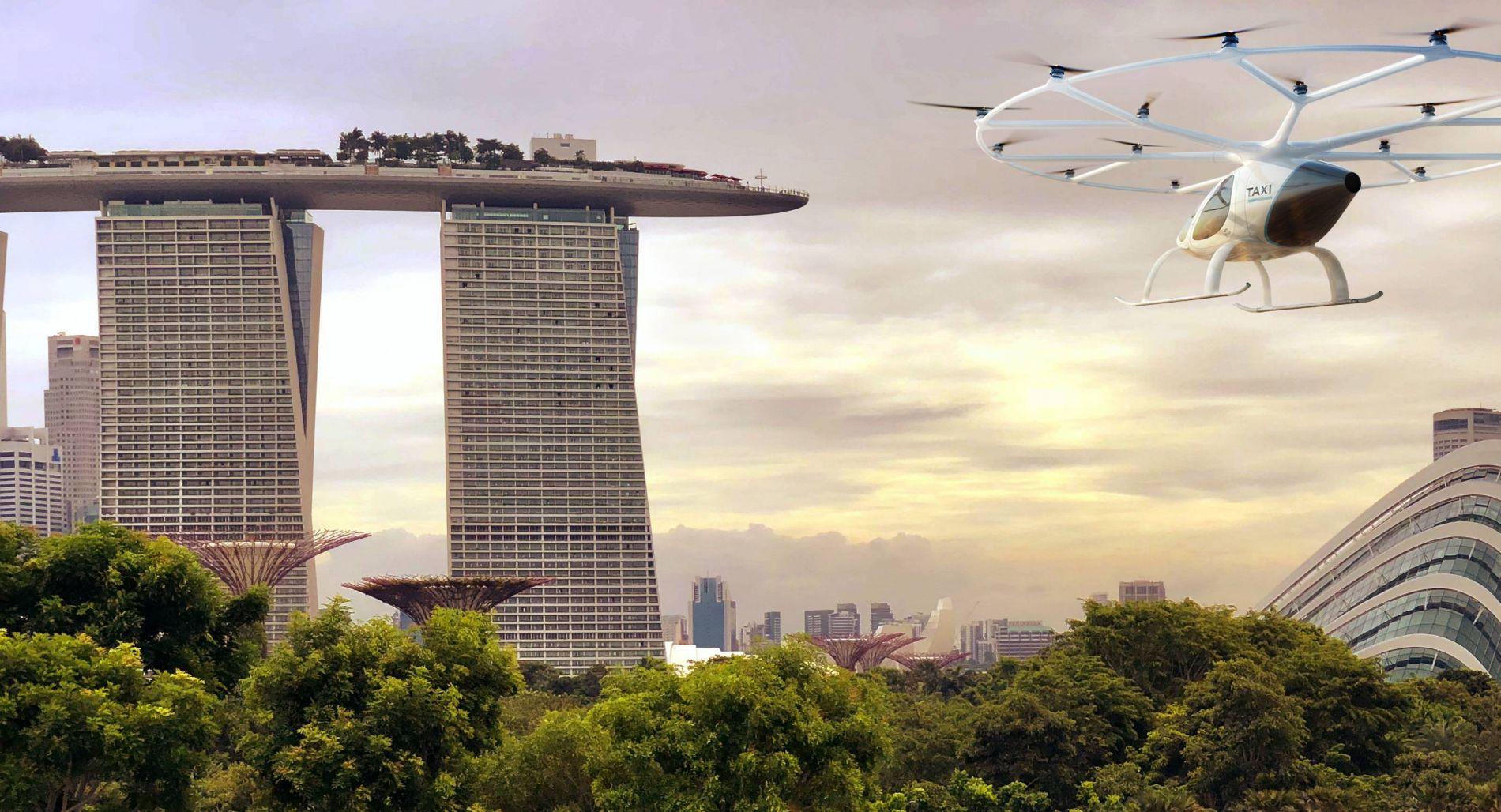 2023 წელს მფრინავ ტაქს ვიხილავთ