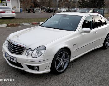 For sale MERCEDES-BENZ E 63 AMG