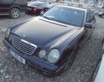 Վաճառվում է MERCEDES-BENZ E 200