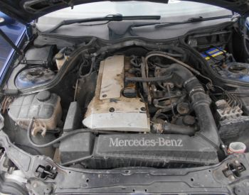 MERCEDES-BENZ C 180 2001