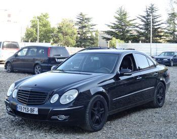 Վաճառվում է MERCEDES-BENZ E 550