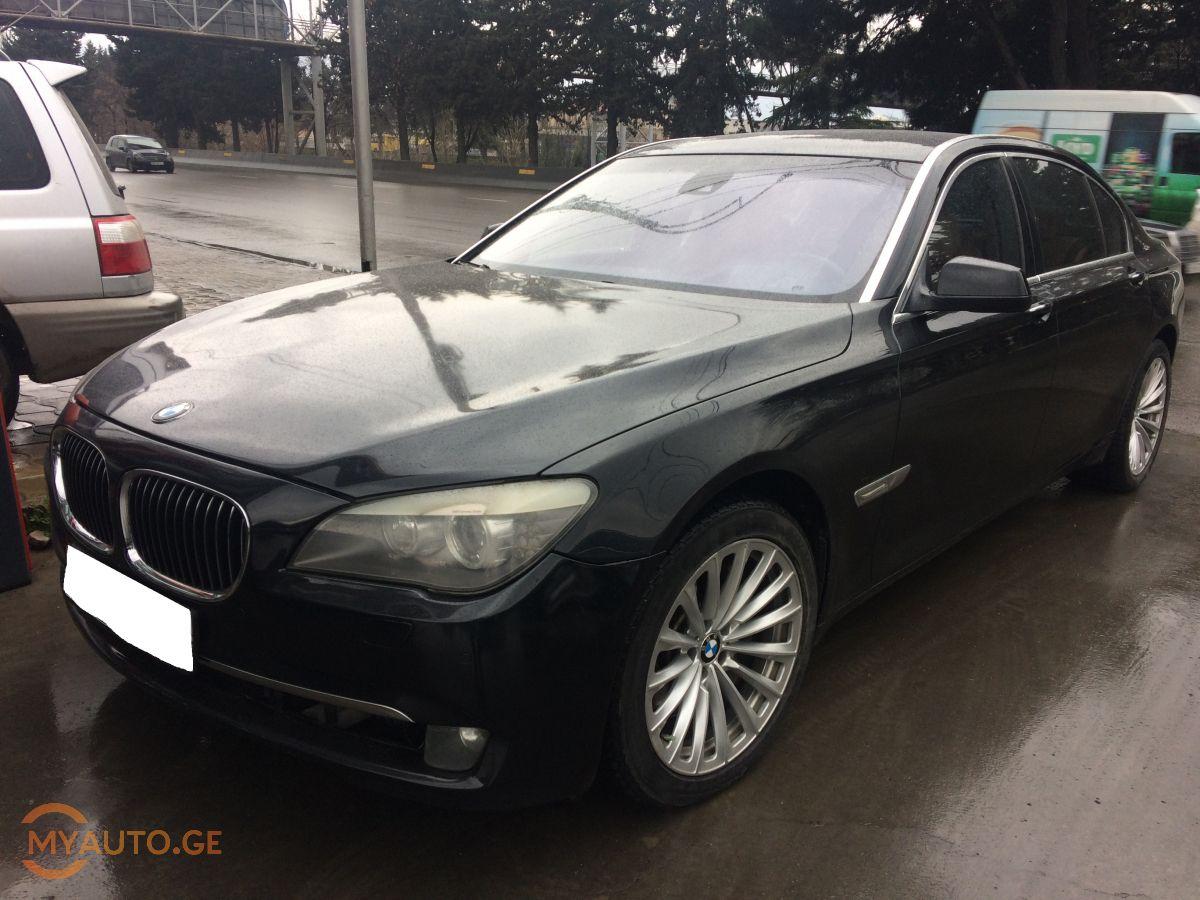 BMW 750 2009