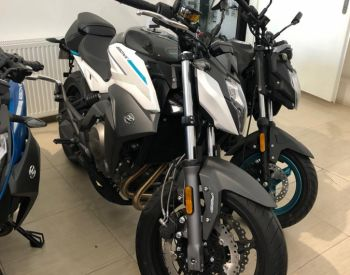 For sale CFMoto 650NK