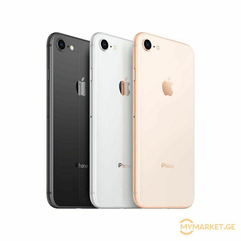 iPhone 8 ახალივით!! გარანტიით!!