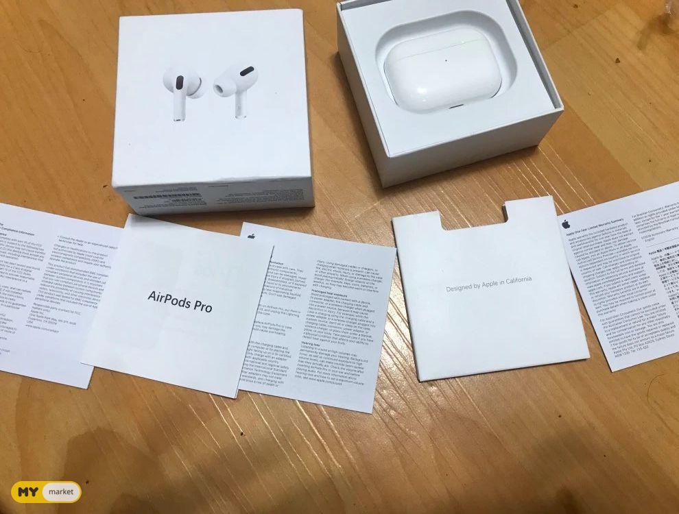 ახალი Apple Airpods 3 pro (ფასდაკლება) ორიგინალის რეპლიკა