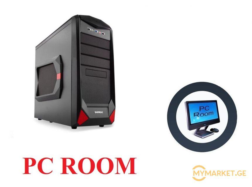 i5 7400 - 8 GB Ram - 500 GB Hdd - GTX 750 TI - 2GB