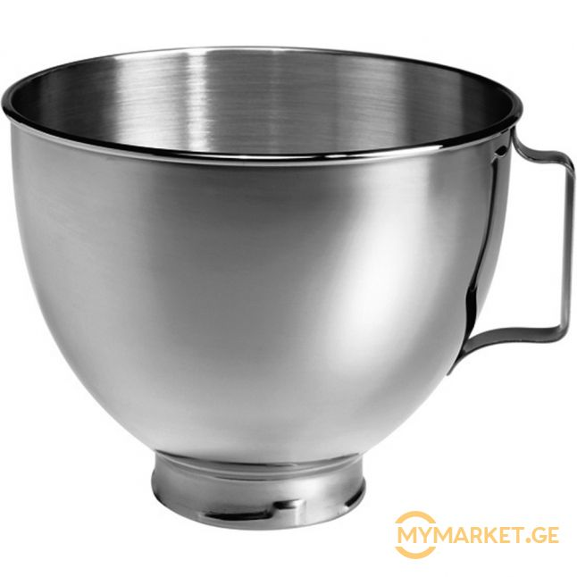 K45SBWH 4,3L STAINLESS STEEL BOWL FOR KITCHENAID MIXER