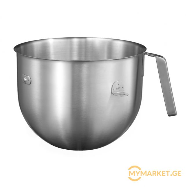 5KC7SB 6.9L BRUSH INOX BOWL - 6.9L STAND M