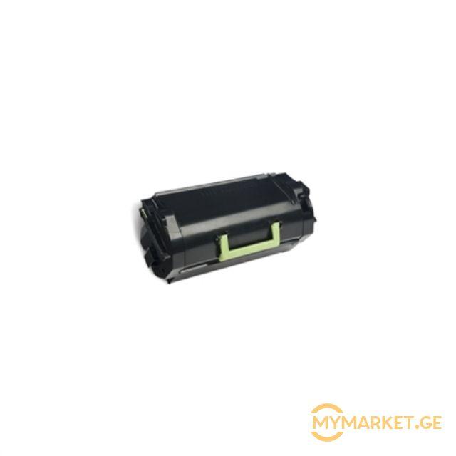 Lexmark 62D2X0E Cartridge, Black, 45000 pages