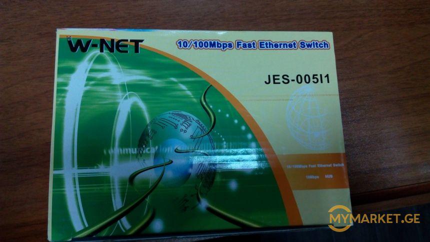 W-NET ,JES-005I1