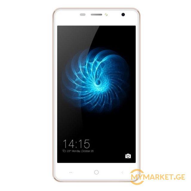 მობილური ტელეფონი Kzen Mobile Majesty M2 Gold - Single SIM ,
