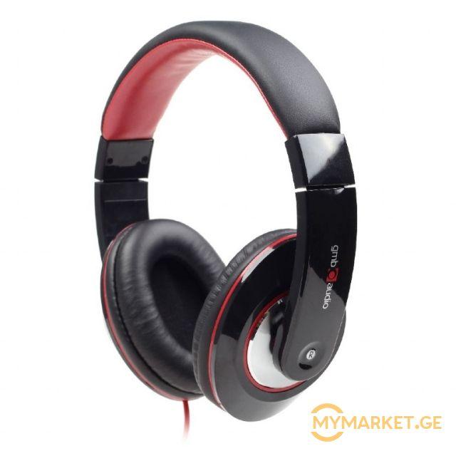 """ყურსასმენი GEMBIRD Stereo headset ''Boston''"""""""