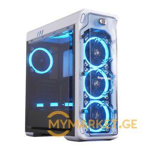I7 7700 / 16 GB 2666MHz / SSD + HDD / GTX 1070 / RGB Case