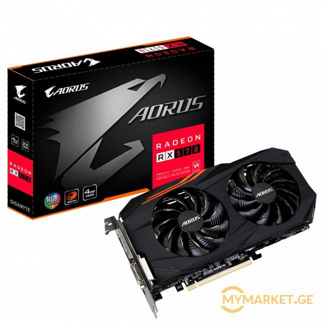 RX 570 AORUS 4GB