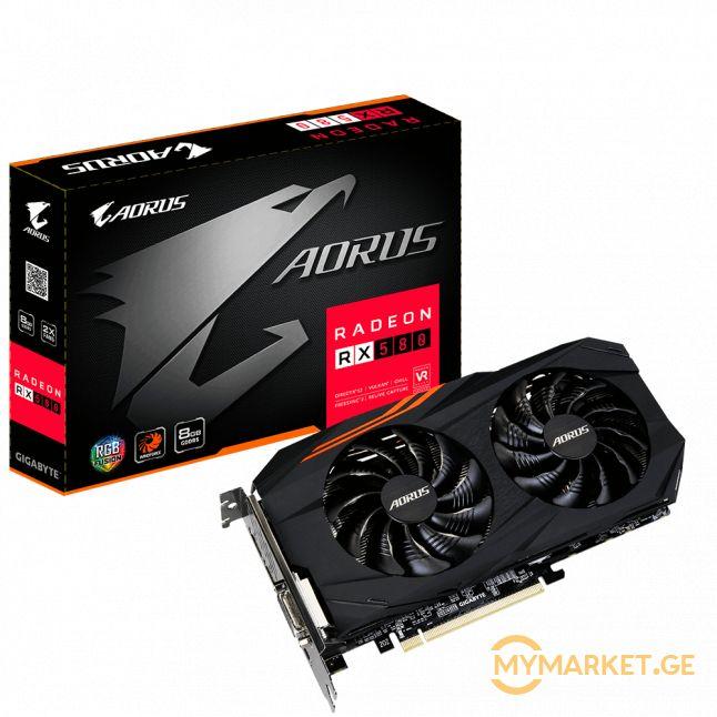 RX 580 AORUS 8GB