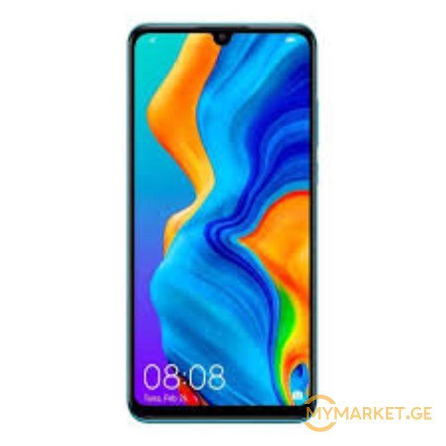 მობილური ტელეფონი Huawei P30 Lite Peacock Blue 51093NTF