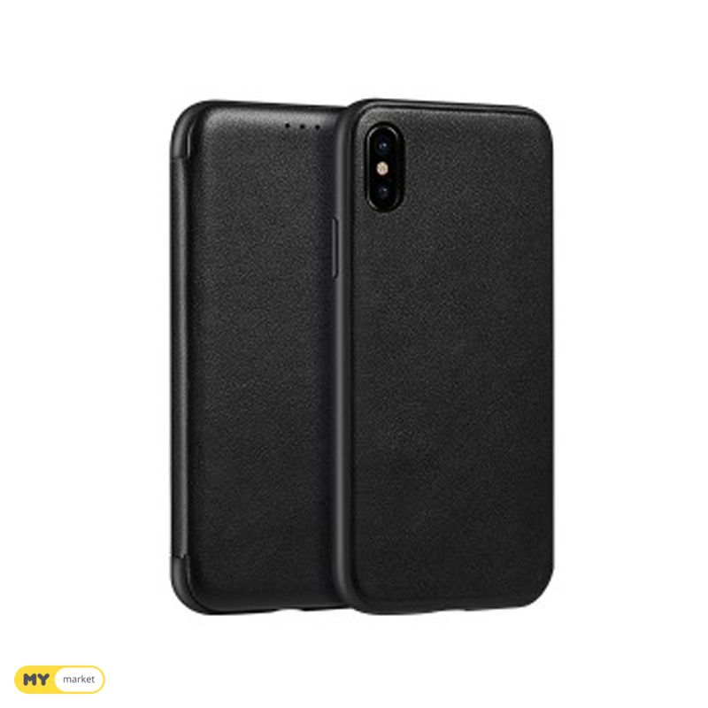 Case HOCO  Norden series leather case for iPhone X/Xs black