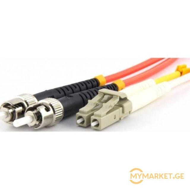 ქსელის კაბელი FIBER OPTIC PATCH CORD MM LANMARK-DUPLEX 62 5