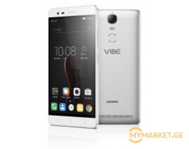 მობილური ტელეფონი Lenovo Vibe K5 Note Pro (A7020a48) Silver